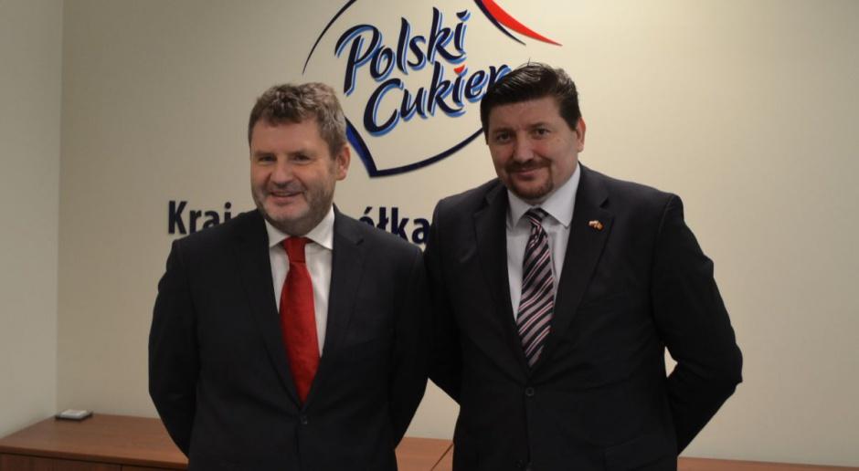 Krajowa Spółka Cukrowa inwestuje w Mołdawii