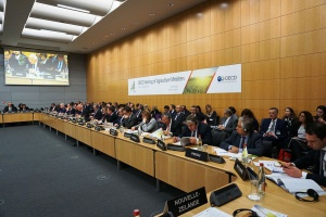 Minister Jurgiel uczestniczył w posiedzeniu Komitetu ds. Rolnictwa OECD
