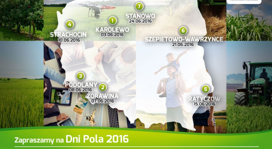 Zapraszamy na Dni Pola PROCAM Polska 2016