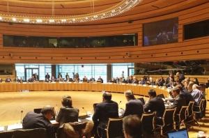 Posiedzenie rady ministrów UE ds. rolnictwa i rybołówstwa w Luksemburgu