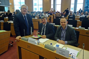 Za nominowanie uczestników z poszczególnych krajów odpowiedzialni są posłowie ambasadorowie. W przypadku uczestników z Polski, byli to europosłowie: Czesław Siekierski, Andrzej Grzyb, Krzysztof Hetman oraz Jarosław Kalinowski. Fot. Radosław Kobus