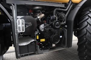 Do napędu opryskiwacza posłużyły silniki AGCO Power. Fot. MK.