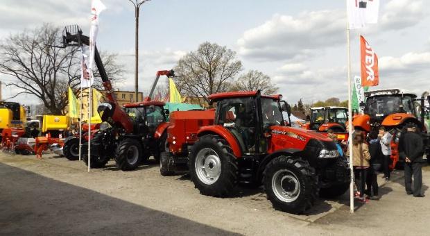 Trwają targi Agrotechnika w Bratoszewicach