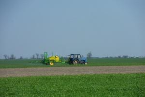 Nawożenie nalistne zbóż magnezem