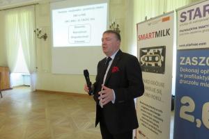 dr Zbigniew Lach, żywieniowiec z OHZ Osięciny