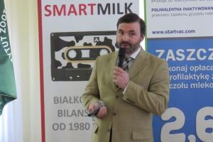 dr Ivan Eisner reprezentujący firmę Kemin