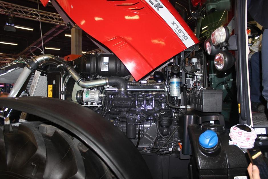 Jednostka napędowa to silnik Iveco BetaPower. Fot. MK.