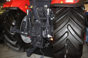 Tylny TUZ ma udźwig 9300 kg. Fot. MK.