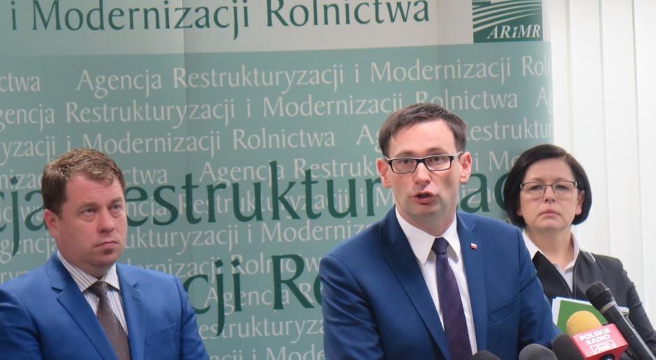ARiMR przeznacza 6 mln zł na informację i promocję