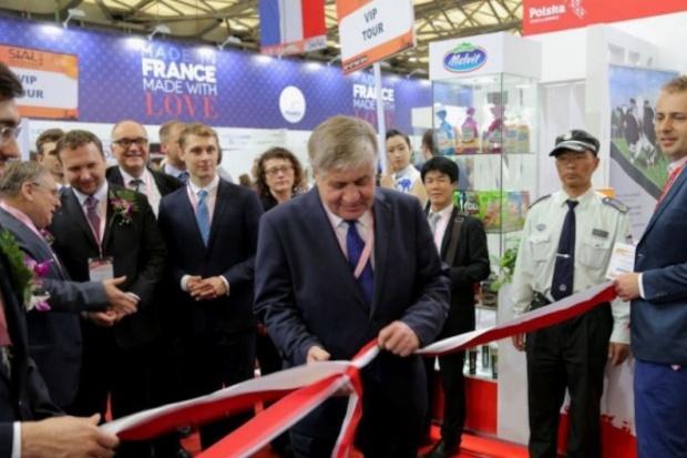 Nadzieje na pozytywne decyzje po wizycie ministra rolnictwa w Chinach