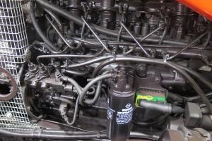 Układ wtryskowy opiera się na systemie Common Rail firmy Bosch; Fot. MK.