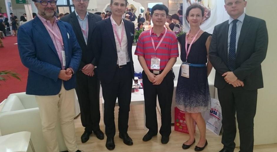 Polski drób promowany na prestiżowych targach SIAL China 2016