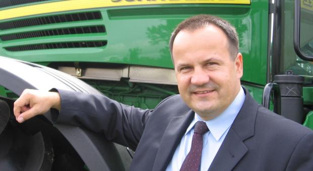 Ważne są nie tylko maszyny - wywiad z prezesem zarządu John Deere Polska