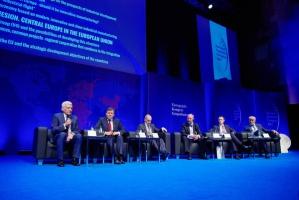 Europejski Kongres Gospodarczy zainaugurowała premier Beata Szydło