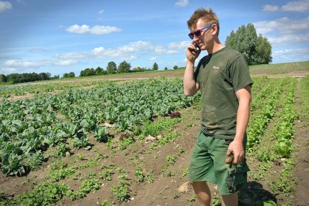 Francja: Więcej rolników ekologicznych