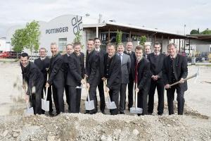 Pӧttinger rozpoczyna rozbudowę fabryki