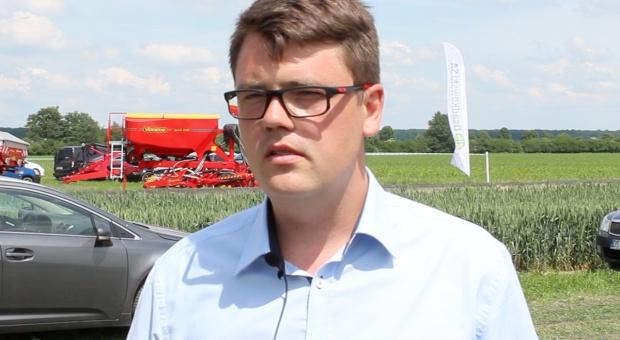 Osadkowski SA o plantacjach doświadczalnych w Pawłowicach