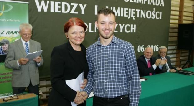 Stypendium Horsch'a dla studenta SGGW