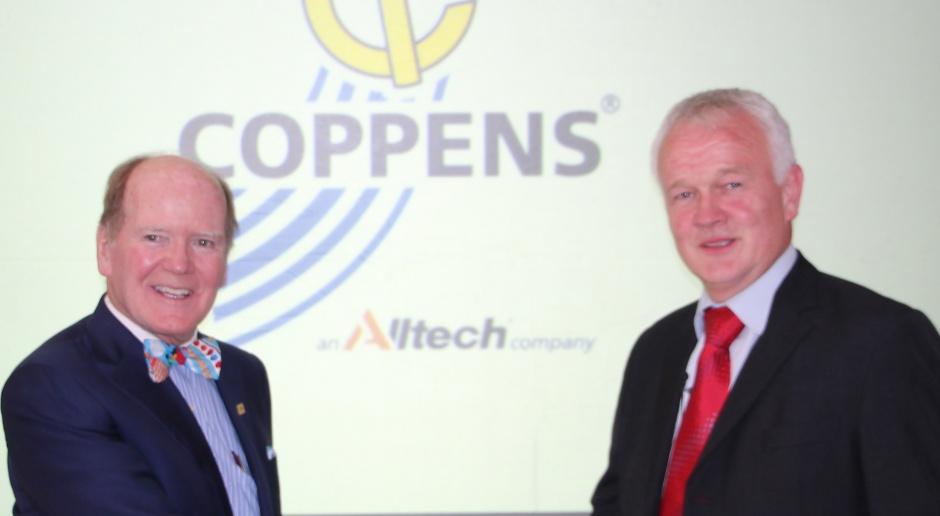 Alltech przejmuje Coppens International, innowacyjną firmę zajmującą się żywieniem i rozwiązaniami dla akwakultury