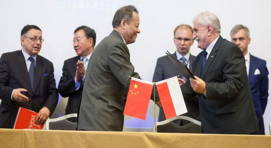 Spółdzielnia Mleczarska Mlekpol z Grajewa umacnia kontakty handlowe z Chinami