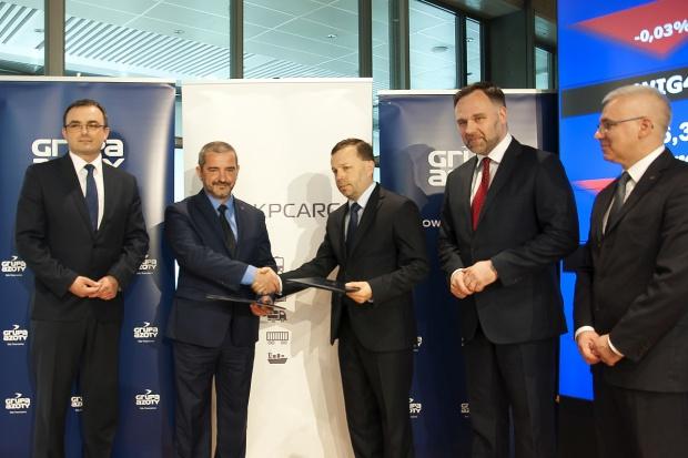 Współpraca Grupy Azoty i PKP Cargo