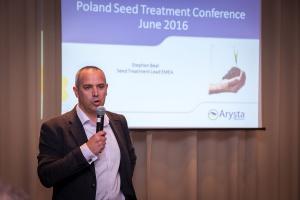 Konferencja Arysta LifeScience