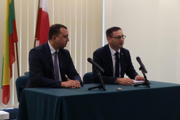 ARiMR podpisała umowę o współpracy z litewską agencją płatniczą