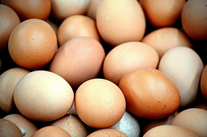 Jaja tanie niesłychanie