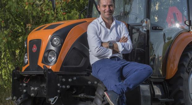 Ursus zwiększa udział w rynku ciągników