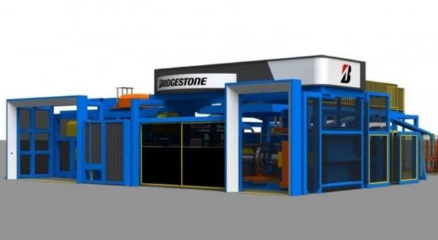Opony Bridgestone będą produkowane w pełni automatycznie
