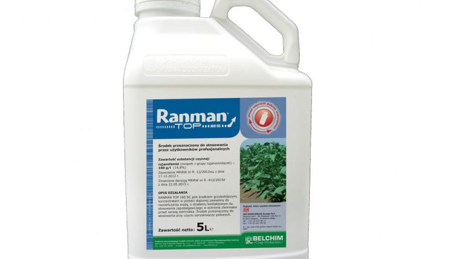 Ranman Top - najwyższa jakość w ochronie przed zarazą ziemniaka