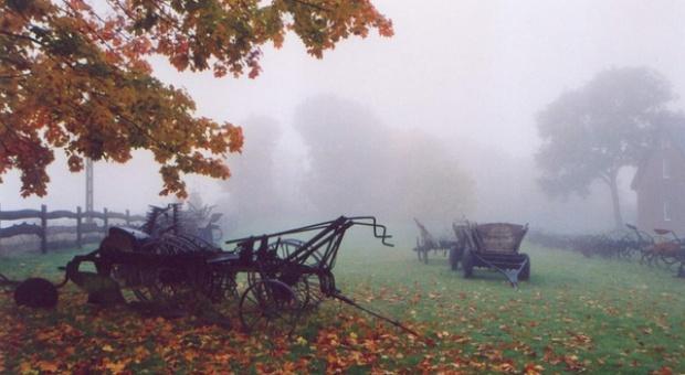 Muzeum Maszyn Rolniczych pod Olsztynem