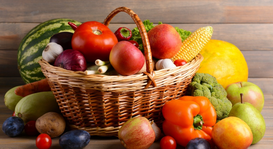 Warzywa i owoce oprócz zdrowia dają szczęście