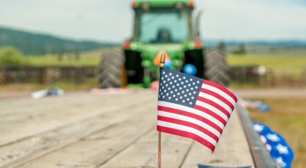 Handel produktami rolnymi będzie tematem rozmów z UE-USA