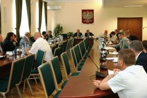 Spotkanie w sprawie lipcowego pakietu wsparcia rolnictwa