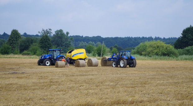 Nowości w ciągnikach New Holland T5 i T6