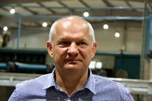 Petr Hanka, właściciel gospodarstwa warzywnego Hanka Mochov