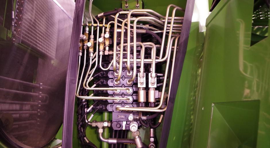 Czym smarować maszyny – oleje hydrauliczne, cz.5