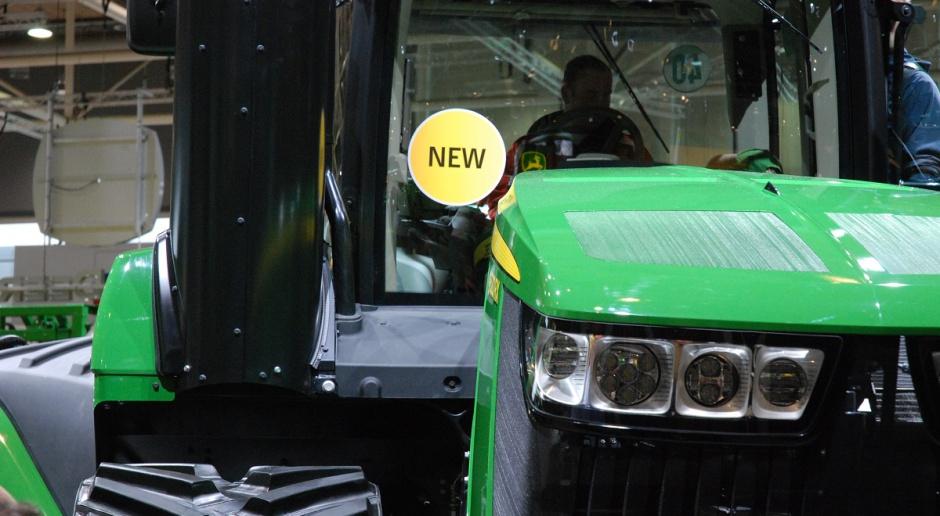 John Deere modernizuje silniki PowerTech