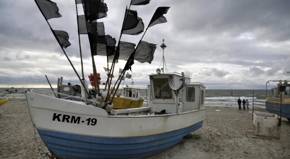 IMGW ostrzega przed silnym wiatrem nad morzem