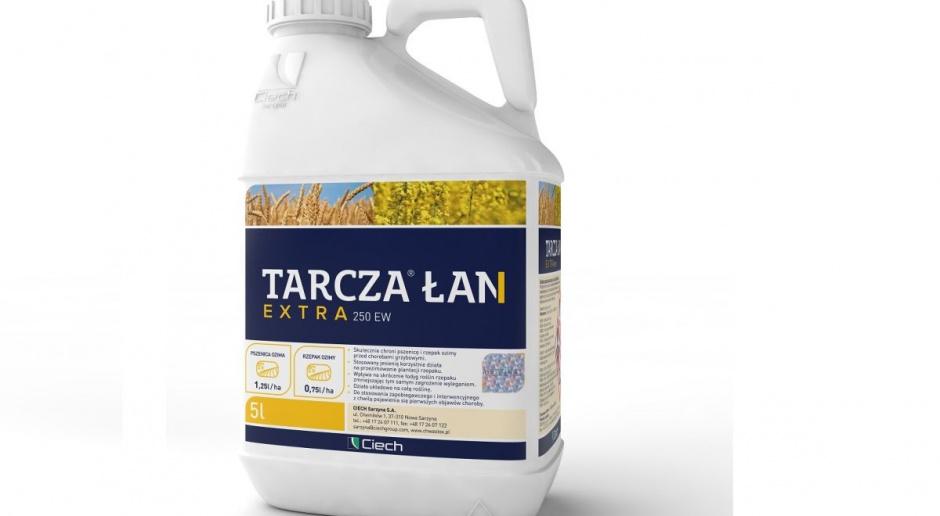 Fungicyd od Ciech Sarzyna w pszenicę i rzepak