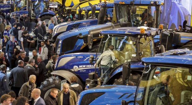 Premiery marki New Holland na Agro Show