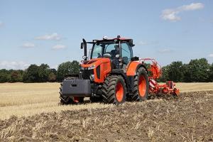 Kubota Tractor Show startuje z pokazami
