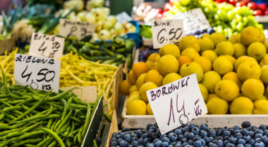 Bronisze: rozpoczyna się sezon na owoce jagodowe