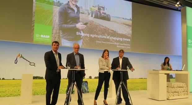 Konferencja firmy BASF