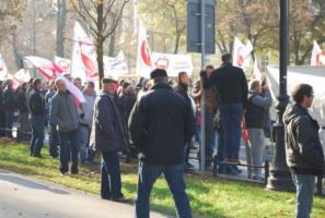 Związek Sadowników RP przedstawił postulaty protestu