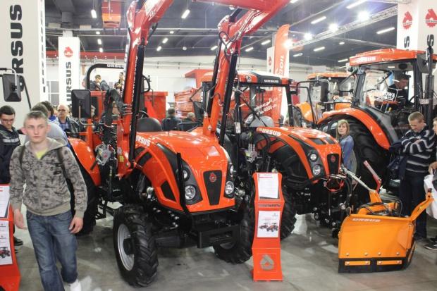 Polacy wybierają Ursusa, tylko ta firma zalicza wzrost sprzedaży traktorów