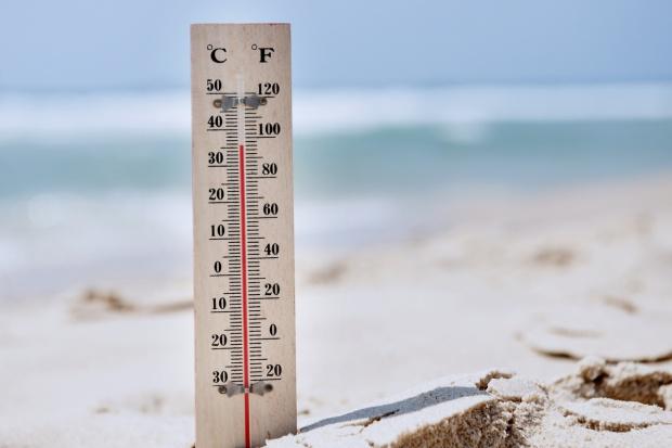 Miniony sierpień był najcieplejszym sierpniem w historii
