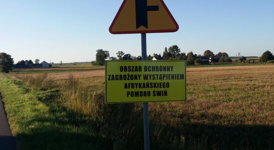 Sejmowa komisja wniosła poprawki do specustawy dot. ASF