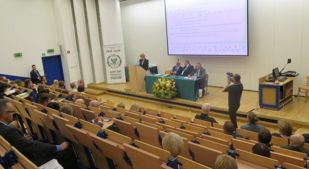 LXXXI Zjazd Naukowy PTZ na SGGW